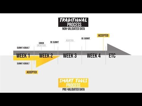 Enabling the As-Built Process Tutorial