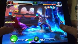 MCOC  5.4 OG Ultron mystery evade  (bug)
