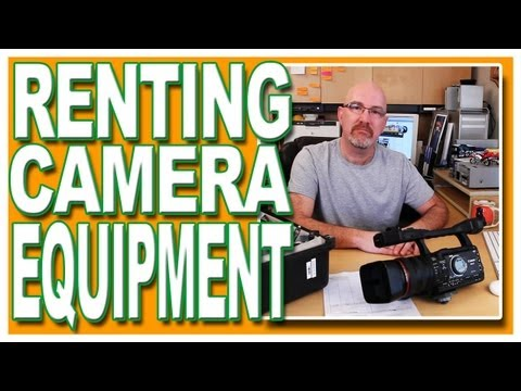 Renting Camera Equipment - Henry's/Headshots