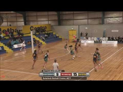 State League 2016 - South Canberra vs. Arawang - Div 3 Final
