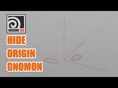 Hide Origin Gnomon