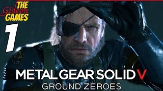 Прохождение Metal Gear Solid V: Ground Zeroes [HD|PC] - Часть 1 (Заждались, да?)