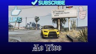Grand Theft Auto 5 online ta complicado o canal
