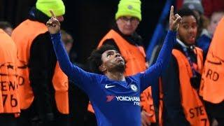 Chelsea vs Barcelona 1-1 All Goals & Highlights & Resume UCL 20/02/2018