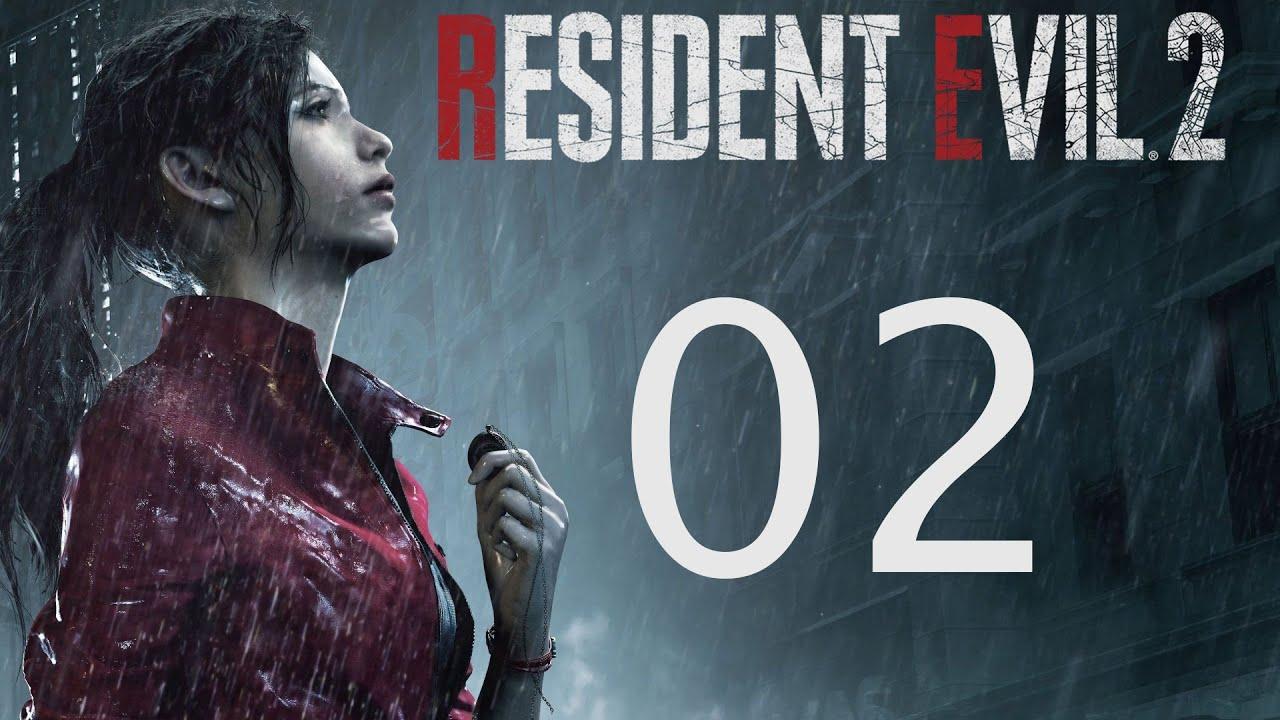 Resident Evil 2 Remake Herz Schlüssel