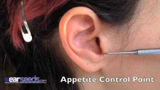 Appetite Control / Hunger Point Auriculotherapy Point