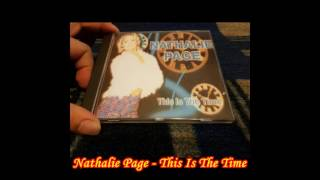 Nathalie Page -This Is The Time (Original Extended Mix)