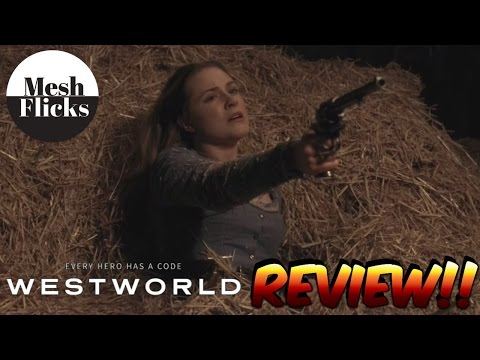 WestWorld | Season 1 Episode 3 | The Stray | Review!