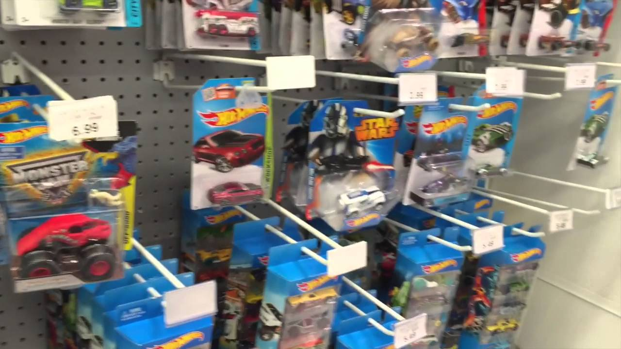 Hot Wheels July 2015 Toys R Us Youtube