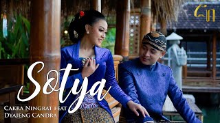 Download lagu SOTYA - CAKRA NINGRAT FEAT DYAJENG CANDRA (COVER) VERSI LANGGAM