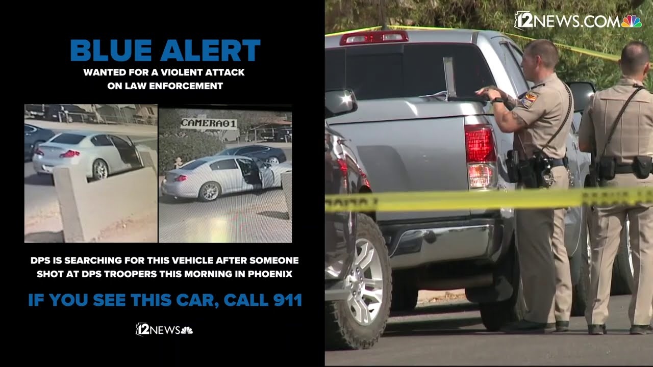 Blue Alert issued in Phoenix: What does it mean?