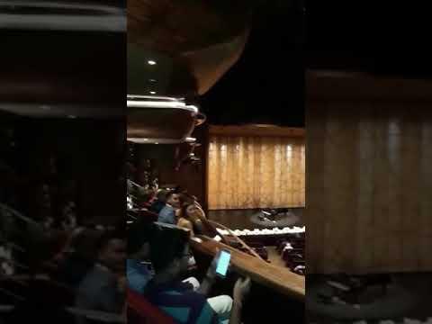 Dubai Opera with my Boss and friend