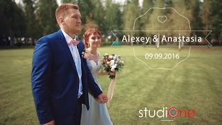 Видео со свадьбы Алексея и Анастасии. Свадебный клип, г. Киев 09 сентября 2016 года.(, 2017-02-01T11:27:13.000Z)