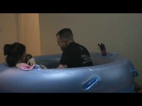 The unassisted birth of Maximus - YouTube