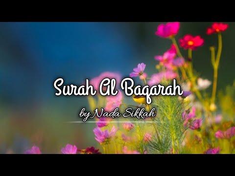 Surah Al Baqarah 284 286 By Nada Sikkah