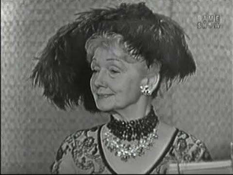 What's My Line? - Hedda Hopper; John Payne [panel] (Oct 11, 1959)
