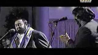 Pavarotti & James Brown Duet