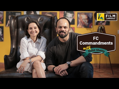 Rohit Shetty | FC Commandments | Film Companion