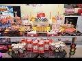 تنظيم و تزيين حفلة عيد ميلاد الأطفال / عيد ميلاد ابني