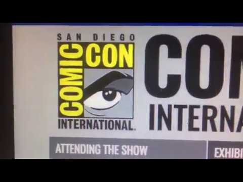 San Diego Comic Con 2017 Exhibitors List Has DC, Marvel #SDCC