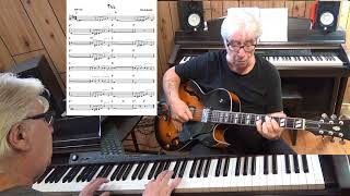 Till - Jazz guitar & piano cover ( Charles Danvers )