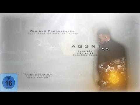 AG3NT 55   GTA 5 Spielfilm 2017   GTA 5 Machinima Cinematic PS4 Movie   kstudiode