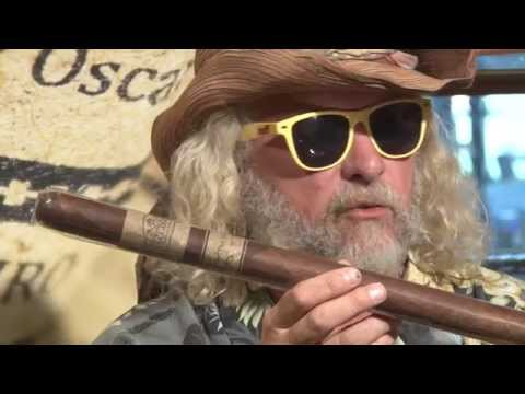 Cigar Time Show 105 reviews Island Jim by Oscar