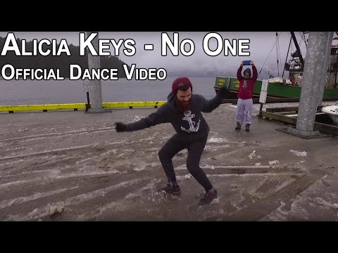 Alicia Keys - No One OFFICIAL DANCE VIDEO