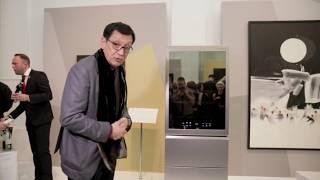 Открытие выставки ''LG SIGNATURE в ММОМА'' Часть 6 Егор Кончаловский
