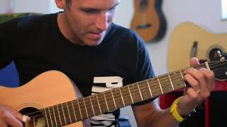Yesterday (The Beatles) Guitar Cover - Fingerstyle - Baton Rouge L1LS/F