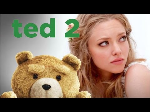 Ted 2 Review - Seth MacFarlane, Amanda Seyfried, Mark Walberg