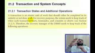Chapter 21,17-Transaction Processing - Part 2