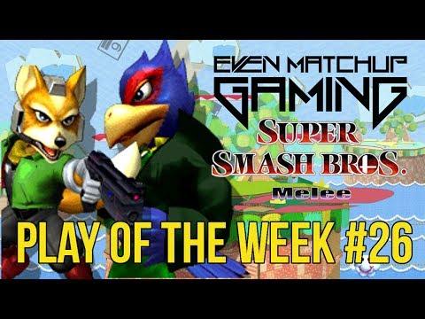 EMG SSBM Play of the Week 2017 - Episode 26 (Super Smash Bros. Melee)
