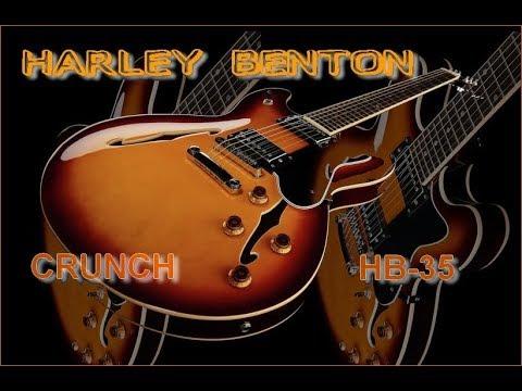 Harley Benton HB 35 Test 2 CRUNCH