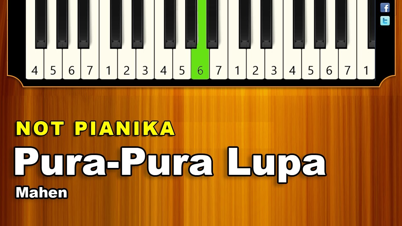 Not Pianika Pura Pura Lupa Mahen Part 1 Youtube