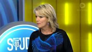 Sandra Sully talks MS Walk and Fun Run on Studio 10