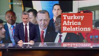 Money Talks: Recep Tayyip Erdogan's Tanzania visit