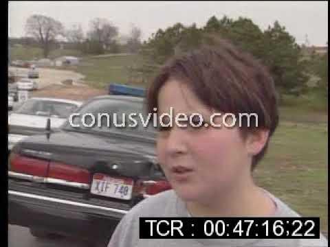 Jonesboro School Shooting (3/25/1998)