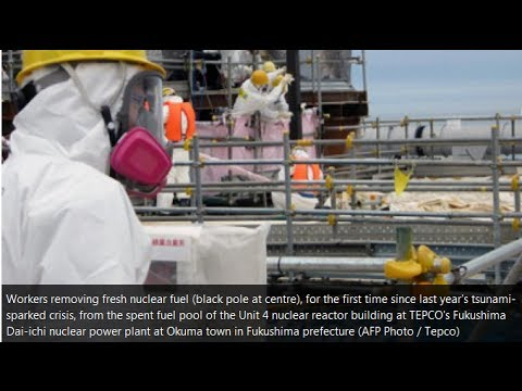 Navy Sailor Sues Japan For Lying About Fukushima Radiation - Interview