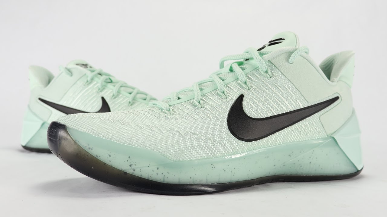 Mint Green Basketball Shoes