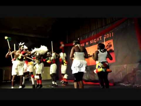 South sudanese Nuer Cultural Dance at Minnesota State University 2011 by Bol Jock