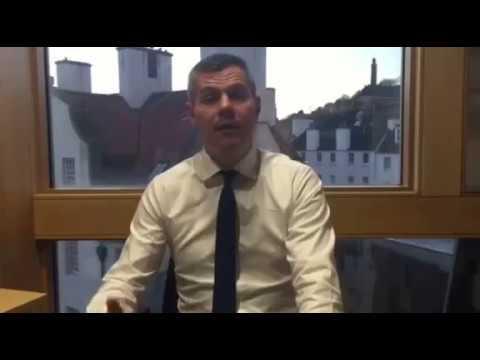 Finance Secretary Derek Mackay responds to the UK Government's Autumn Statement