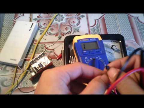 Điện Tử Căn Bản - Thực hành đo kiểm tra sò transistor đơn giản