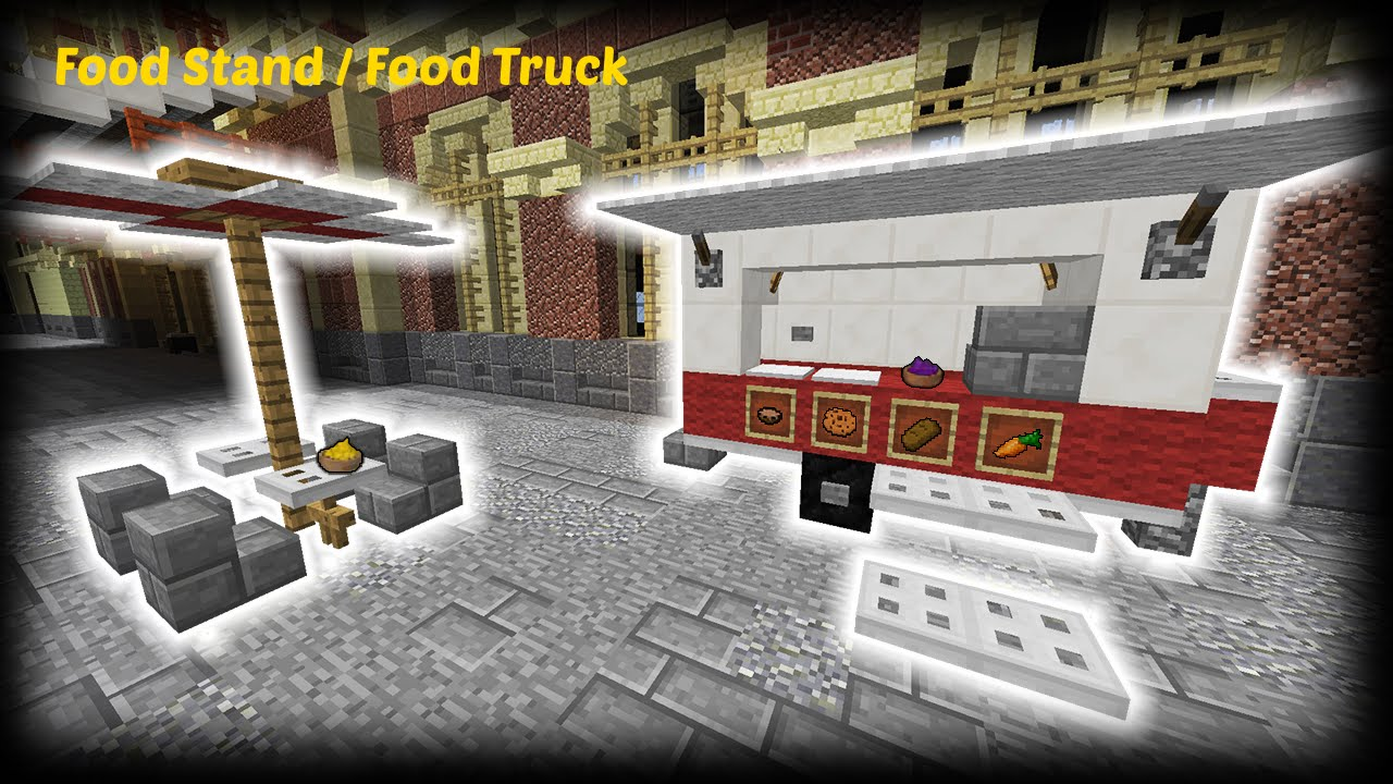 How To Make Sign For Minecraft Food