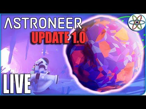 🔴 Vamos continuar o Episódio em Live! | Astroneer - Gameplay PT BR