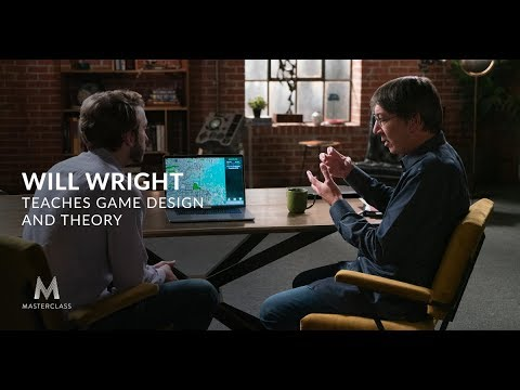Will Wright Teaches Game Design and Theory | Official Trailer | MasterClass