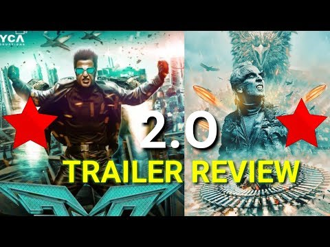 2.O Trailer Review ! Story Prediction ! Box Office Prediction ! Akshay kumar , Rajnikant