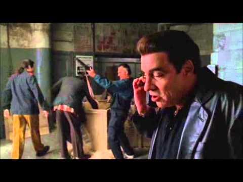 Sopranos WW II crates