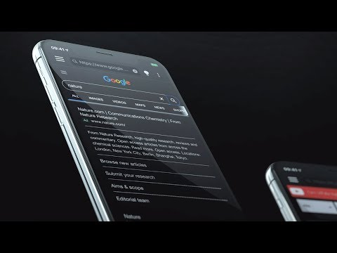 ⚡The FREE and Best Dark mobile web browser for iPhone and iPad⚡