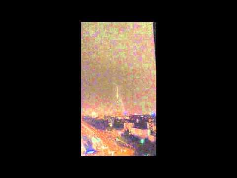Видео, Уникальное видео - атака на Москву 14 августа